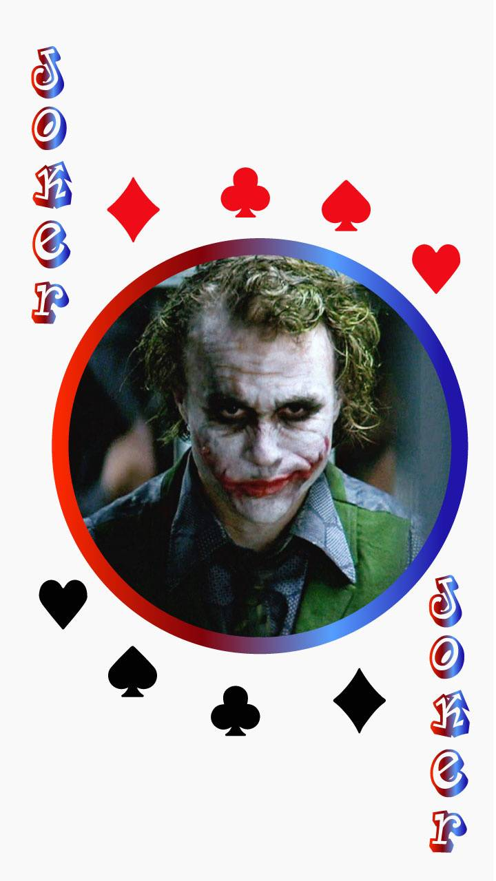 joker-Heath Ledger