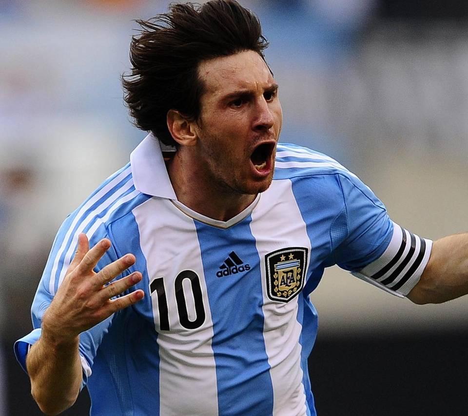 Messi 10 Arg