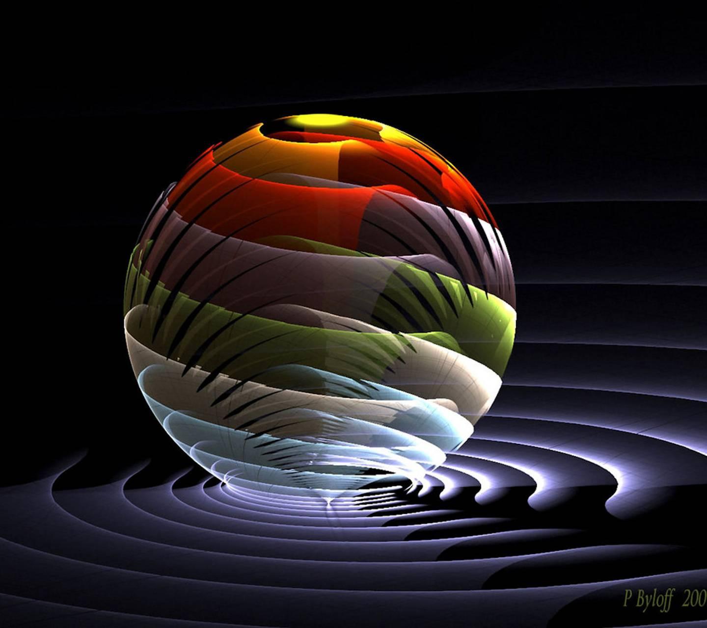Wallpaper Ball