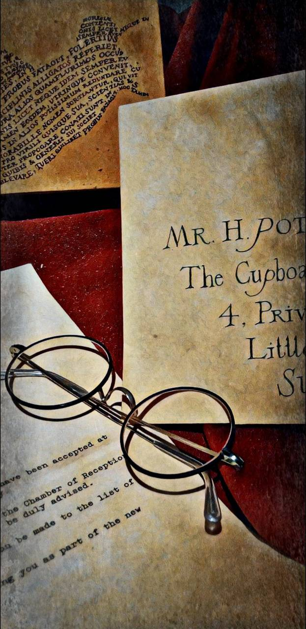 Harry Potter Letter