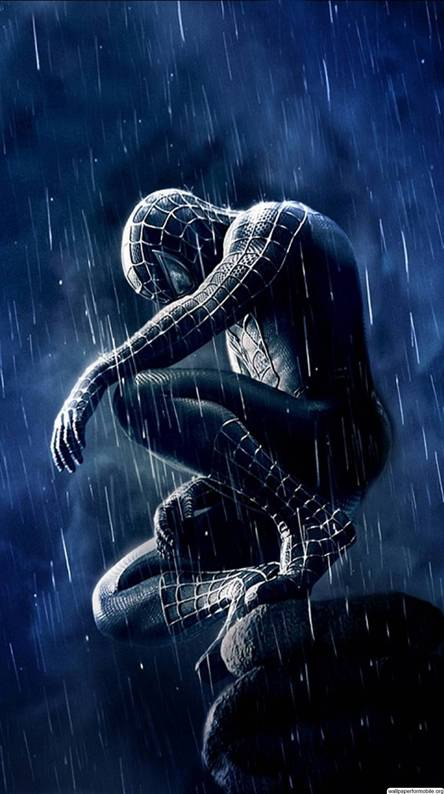 Black Spiderman Ringtones And Wallpapers Free By Zedge