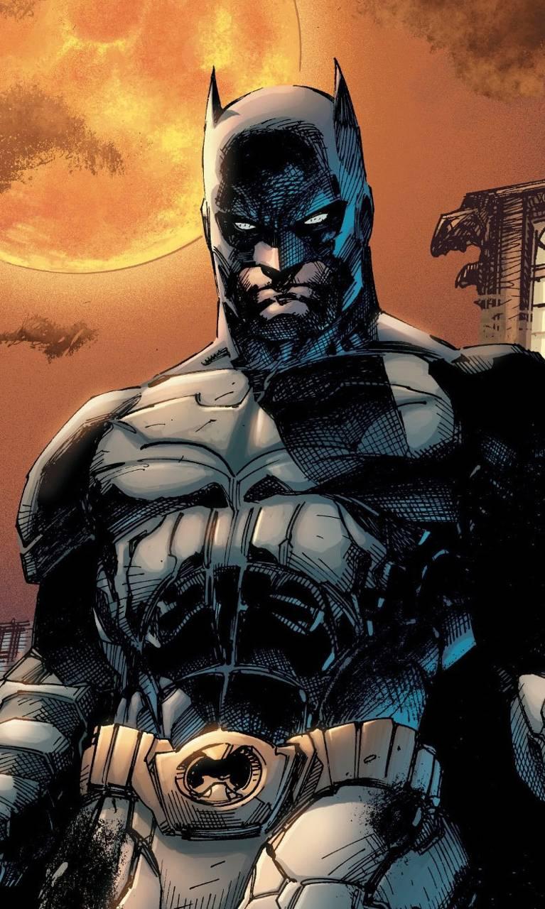 Jim Lee Dark Knight