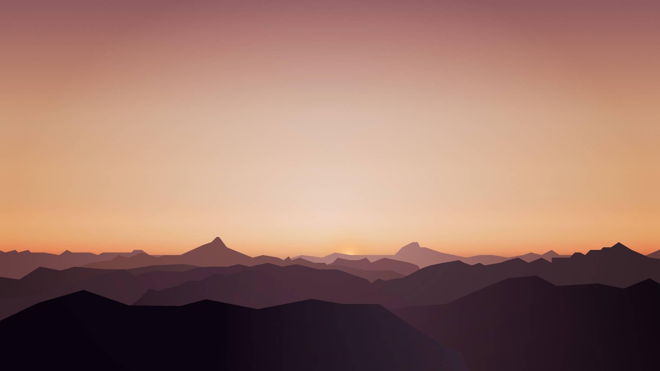 Sleepy Mountains