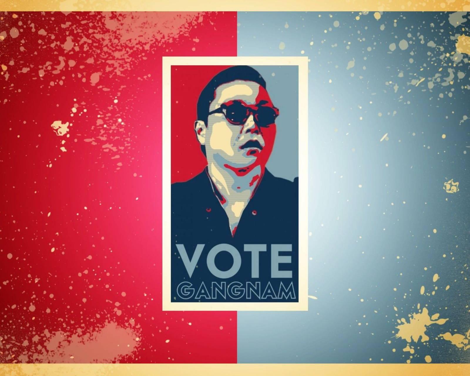 Vote Gangnam Style
