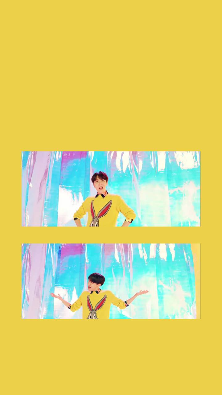 j-hope BTS IDOL MV