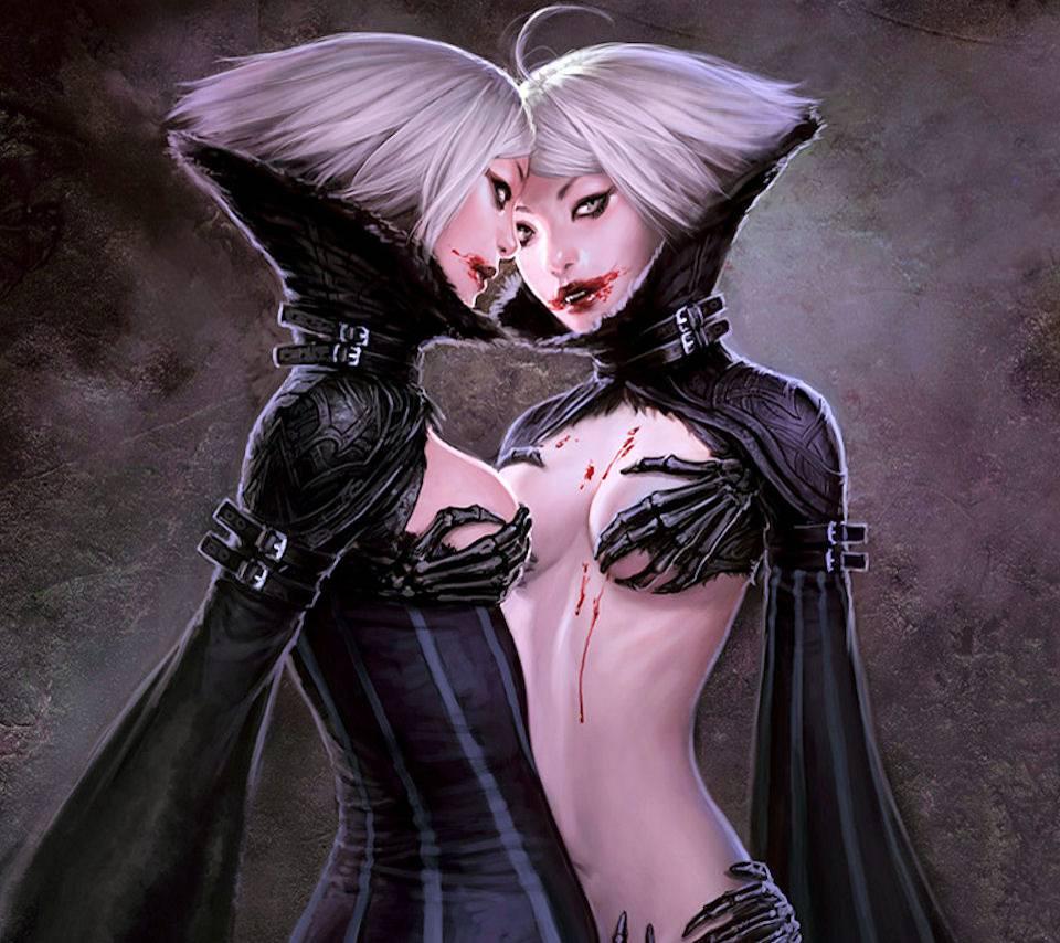 Twin Vampyres