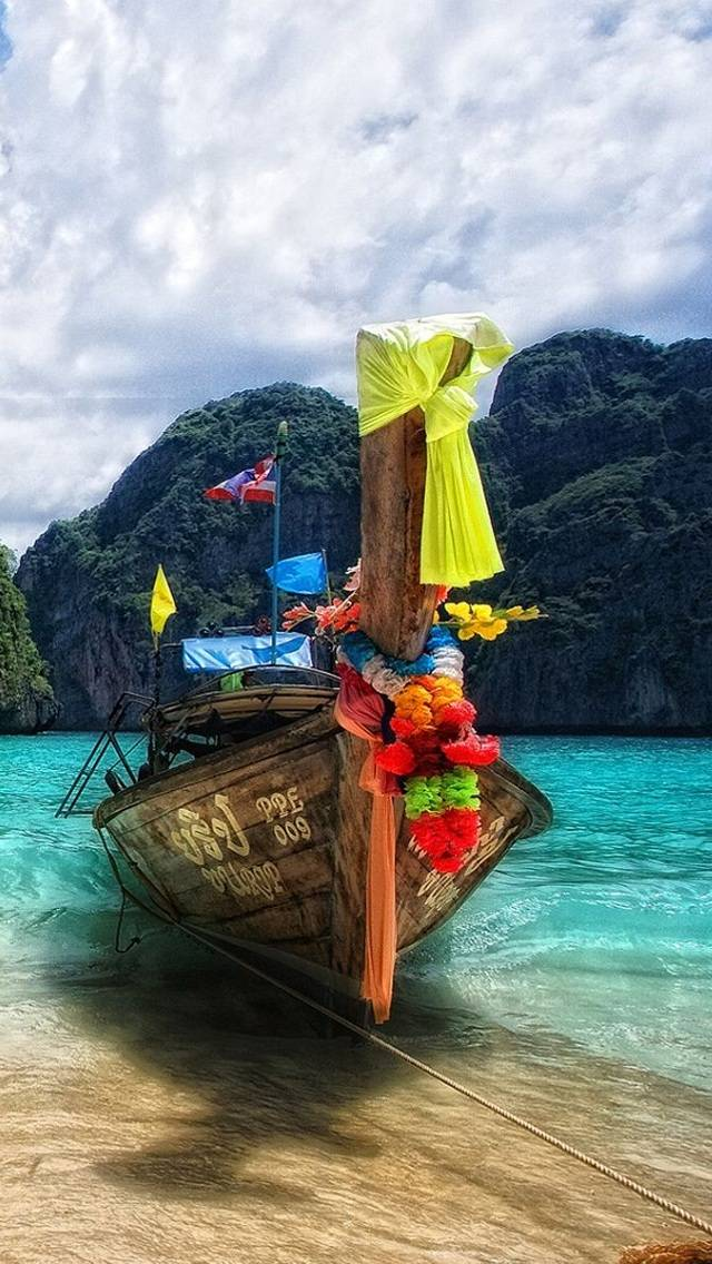 Another Thai Boat