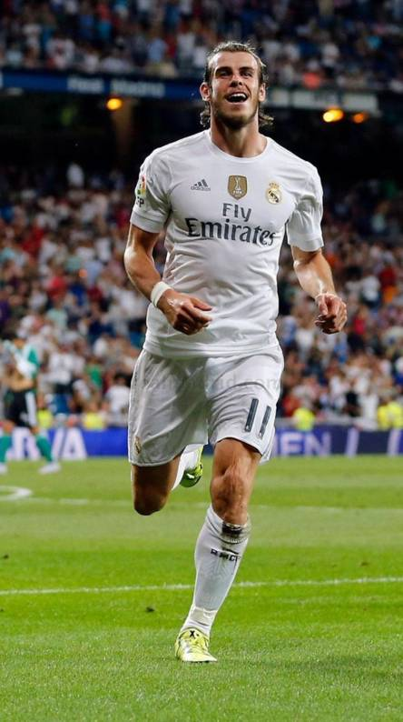Gareth Bale Madrid