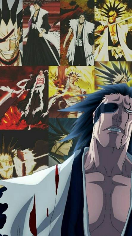 Kenpachi Ringtones and Wallpapers - Free by ZEDGE™
