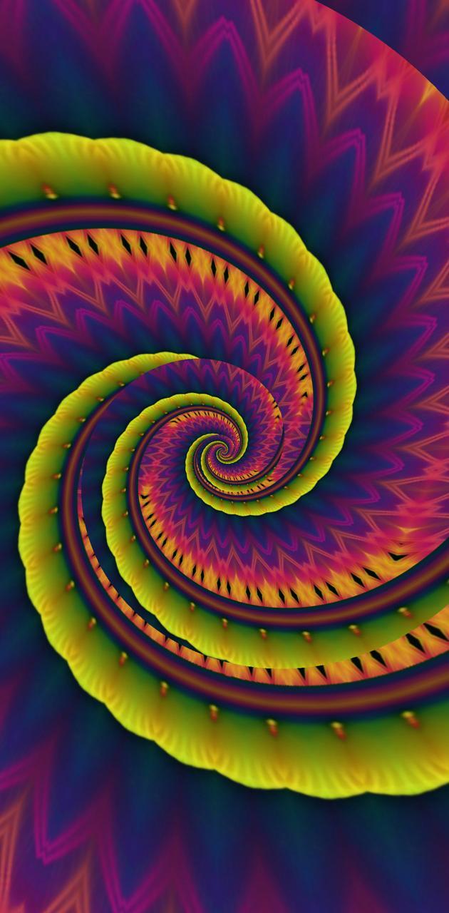 Psychotic spiral