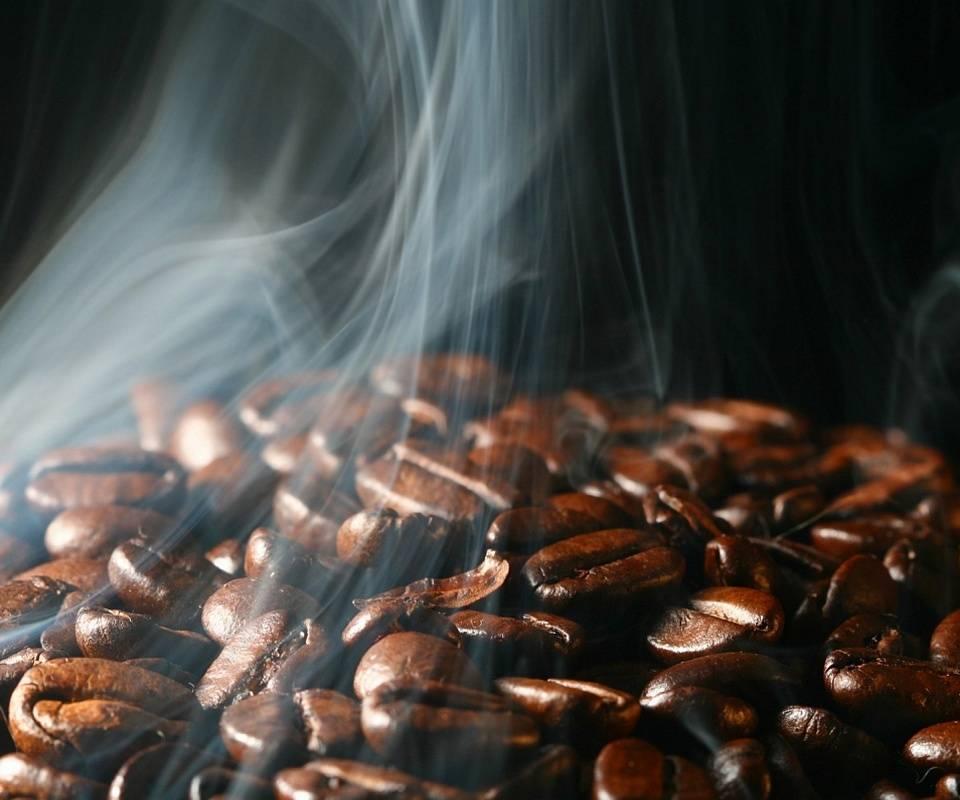 Hot Coffee Beans