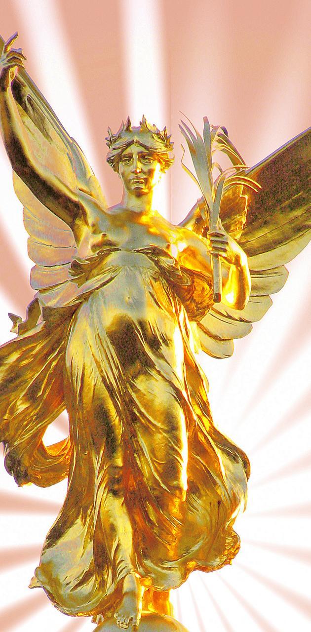 Freedom Gold Angel