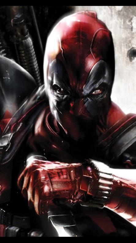 Deadpool blade