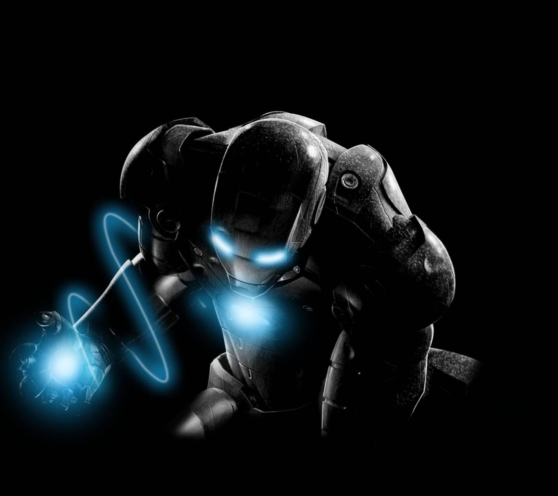 Misterioso Iron Man