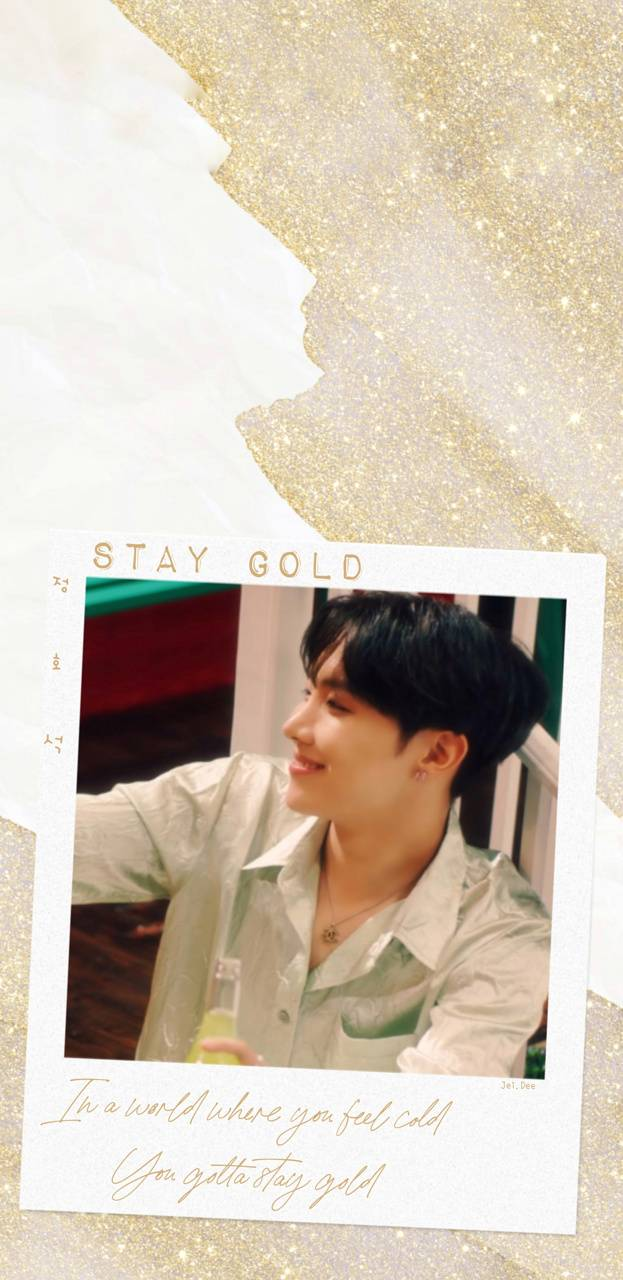 Stay Gold - J Hope