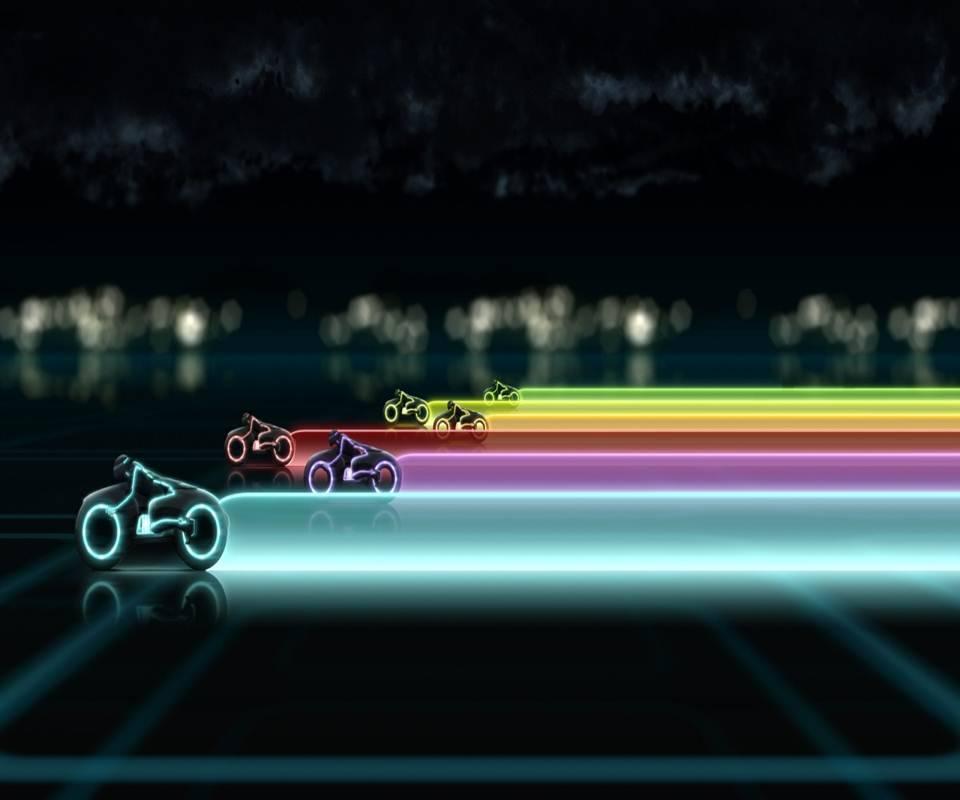 Tron Race