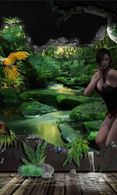 Fantasy Jungle