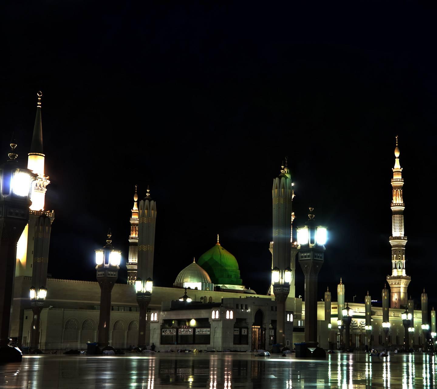 Mosque of Prophet SW