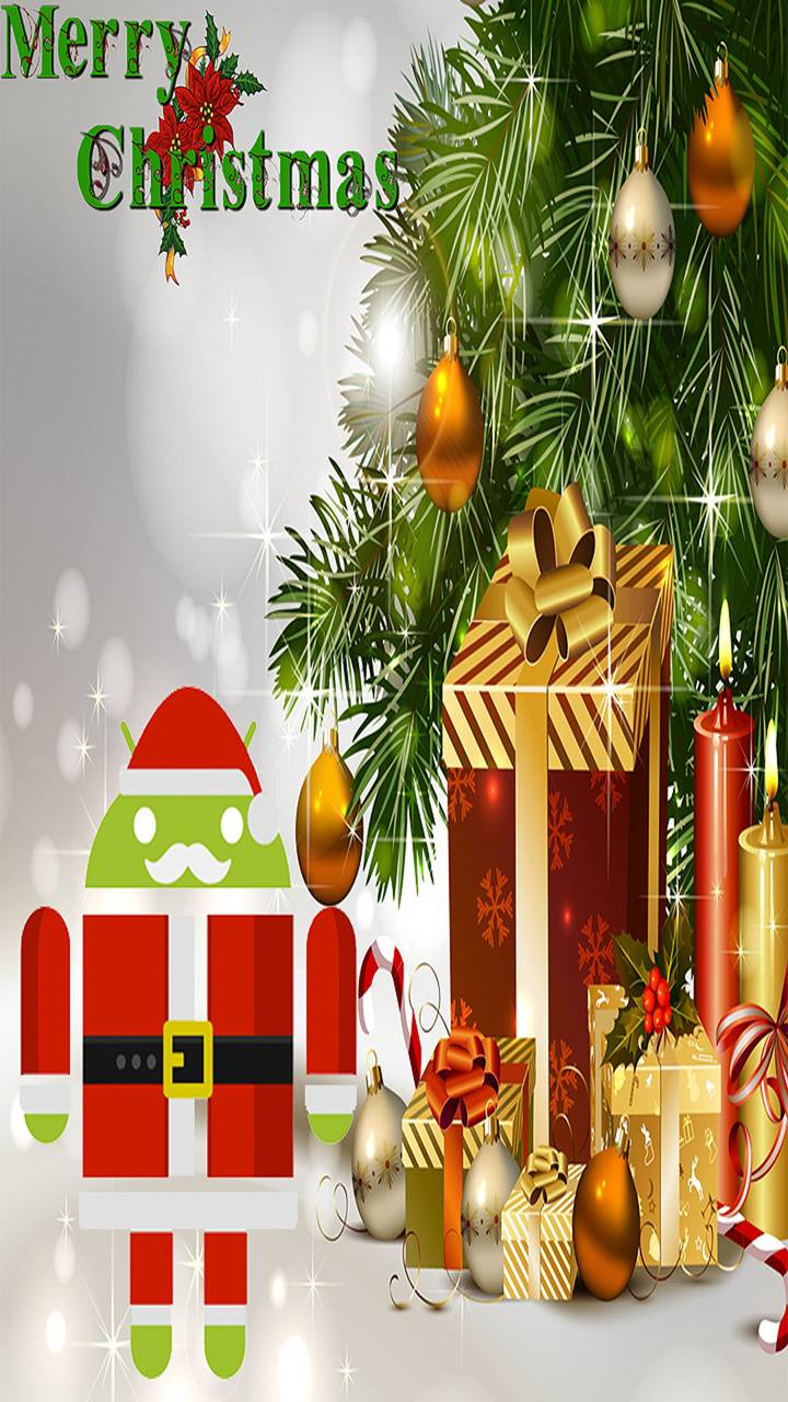 androids christmas