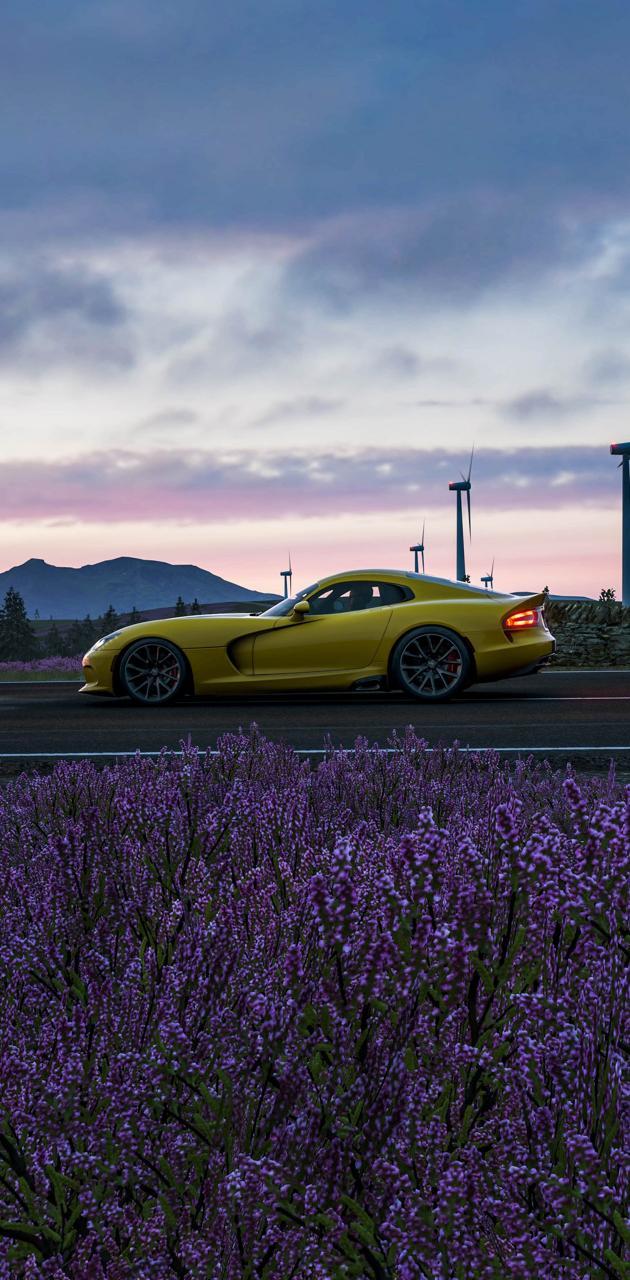 Auto deportivo