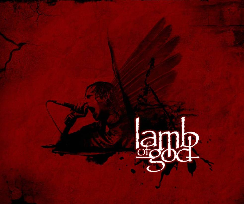 Lamb Of God Wallpaper By Anantha48 01 Free On Zedge