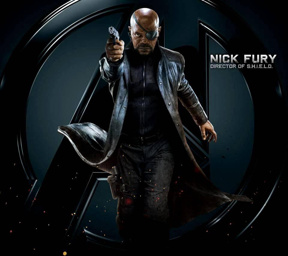 New Nick Fury
