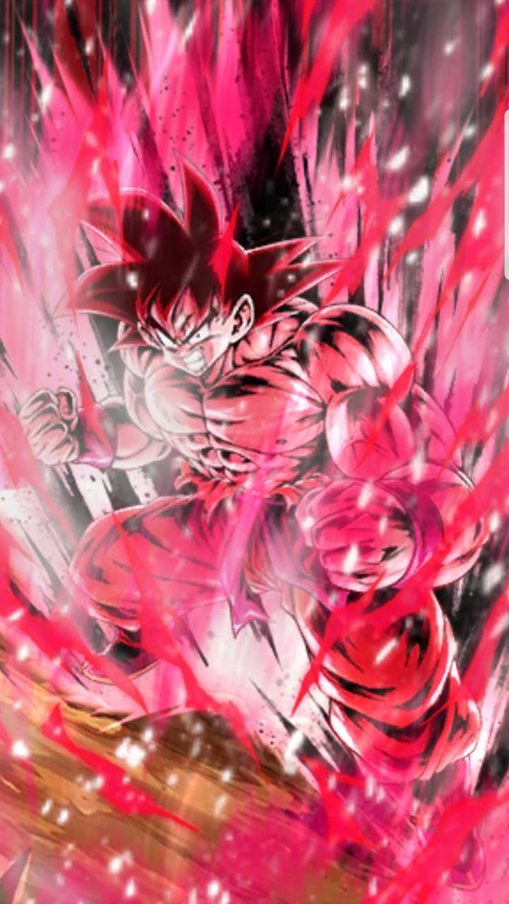 Goku Kioken x4