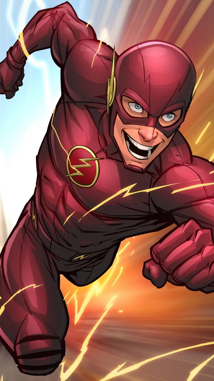 The flash Animated 2