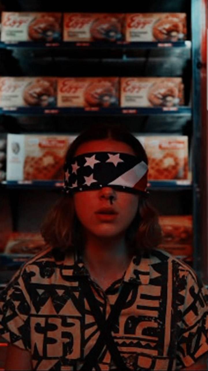 Eleven Blindfold