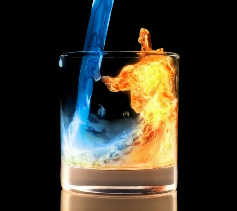 Water Vs Fire