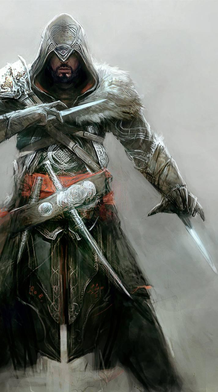 Ezio Artwork