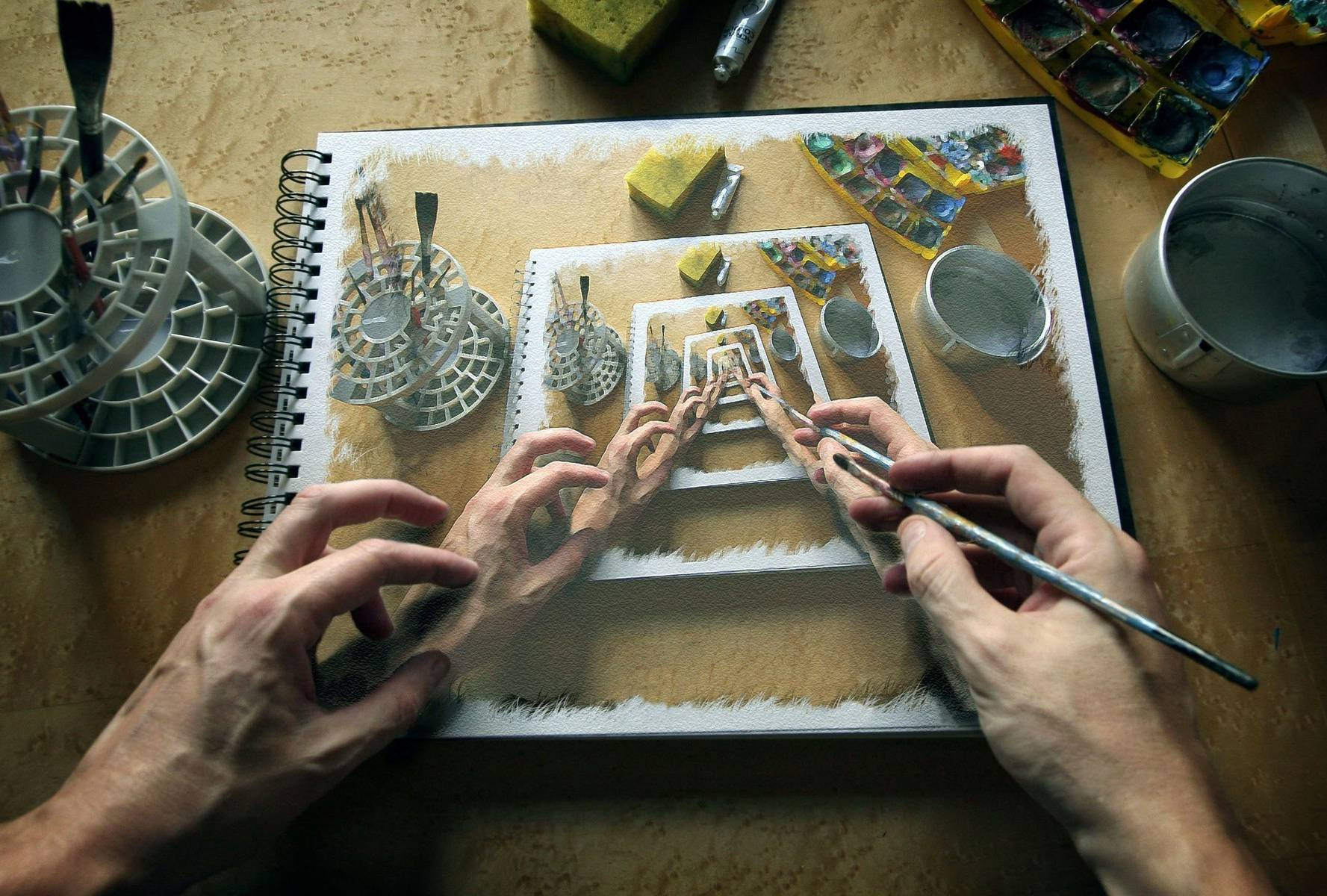 Fake Hands