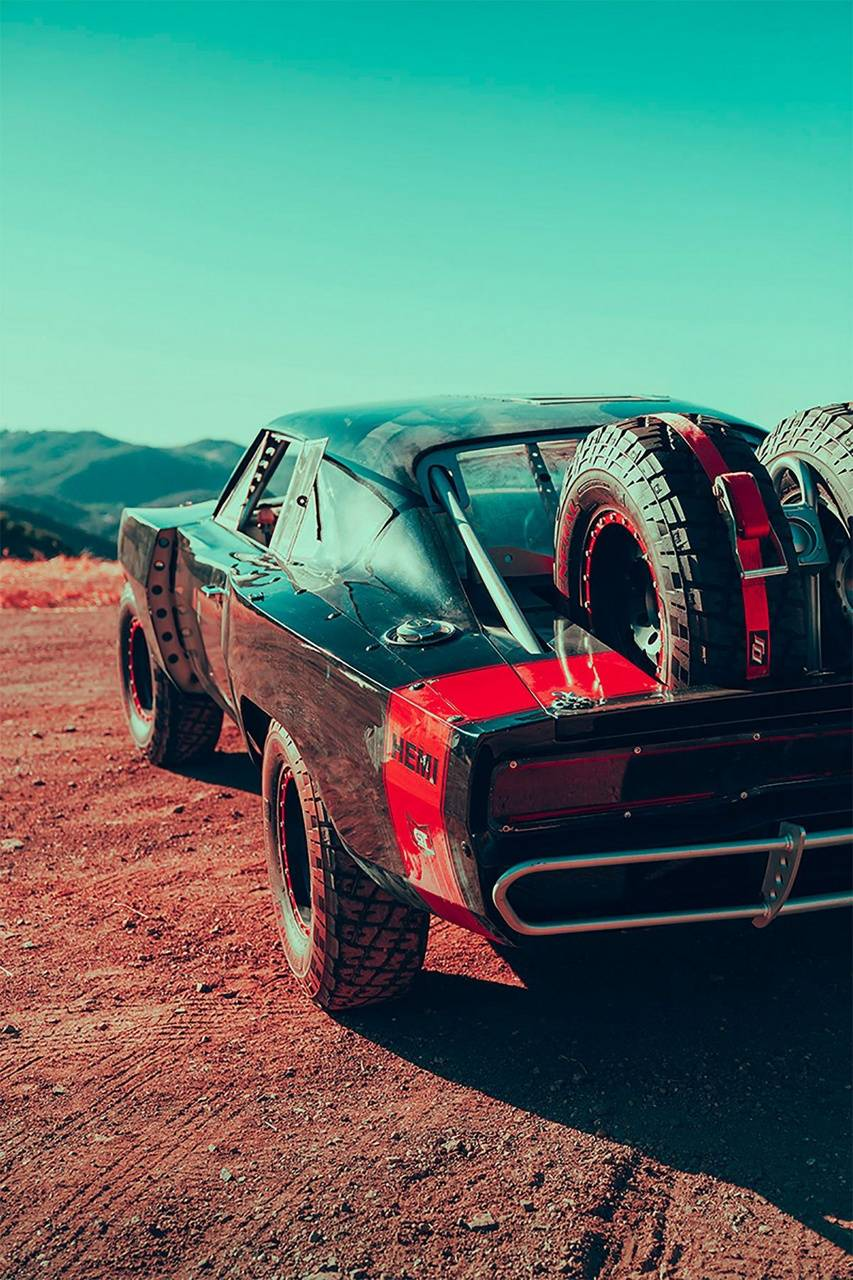 Offroad Muscle car