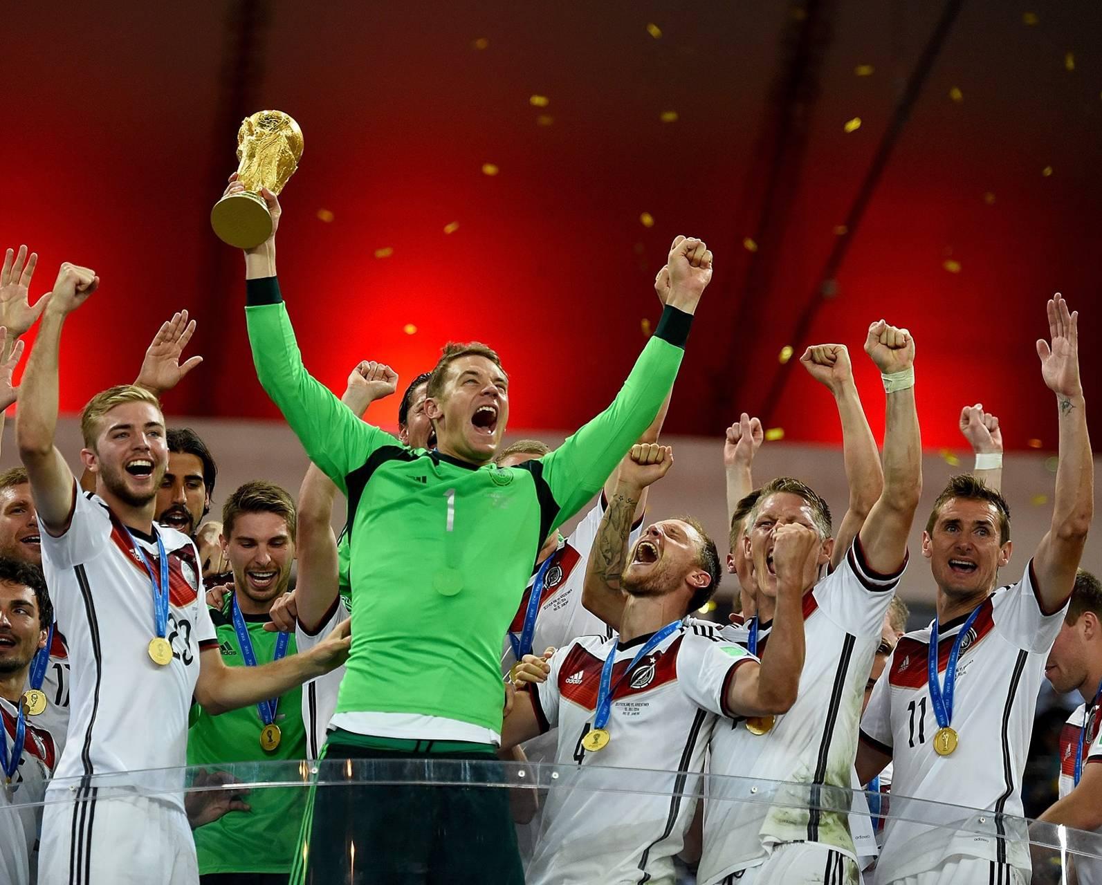 Germany 2014 Winners
