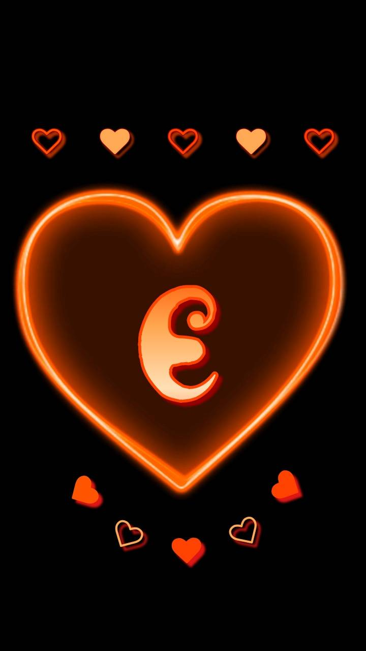 An Orange E