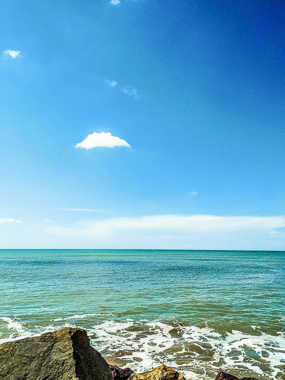 Miramar sea