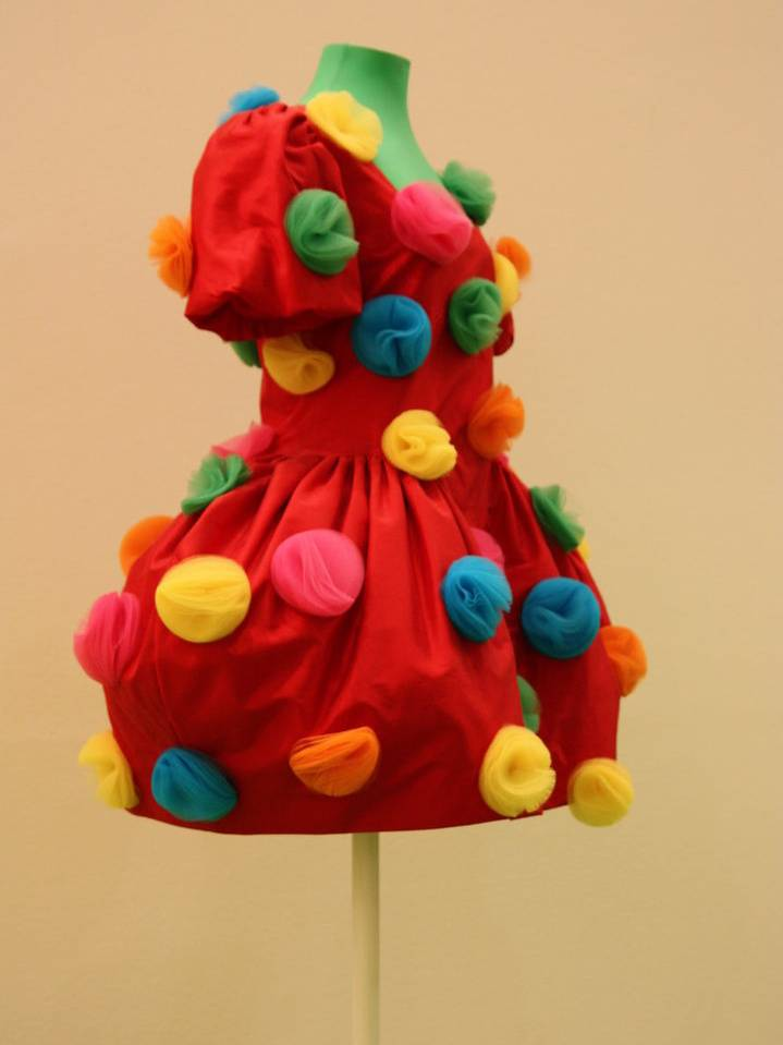 Shower Balls Dress