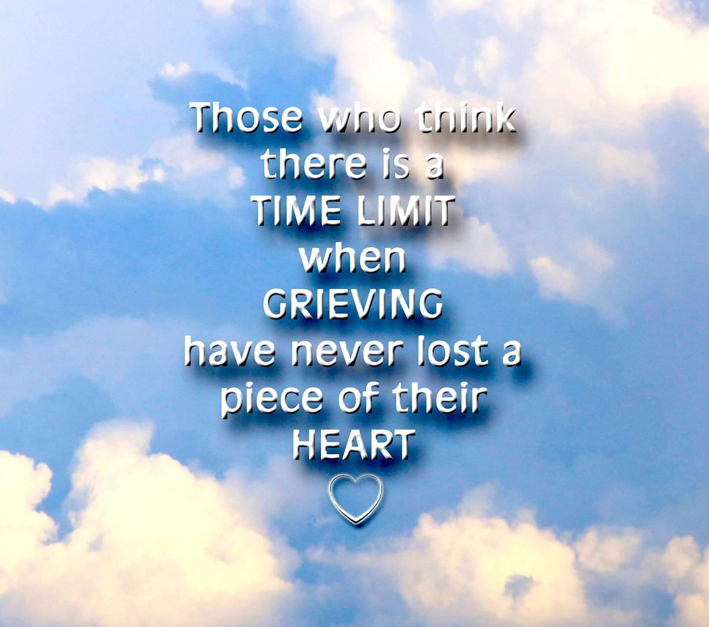Grieving Heart