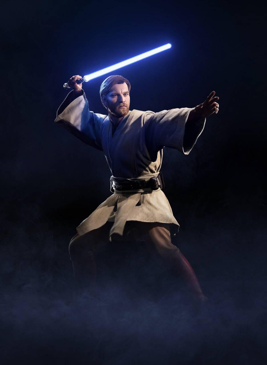 Obi Wan Wallpaper By Megacustomizer D3 Free On Zedge