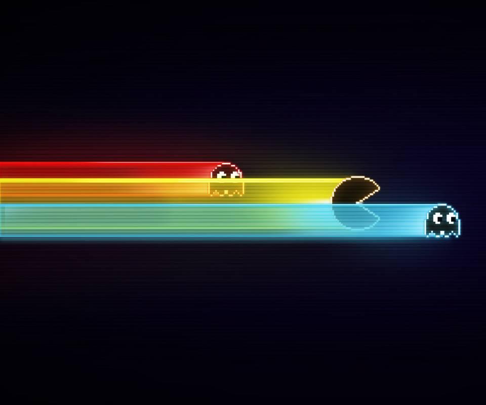 Pacman Tron