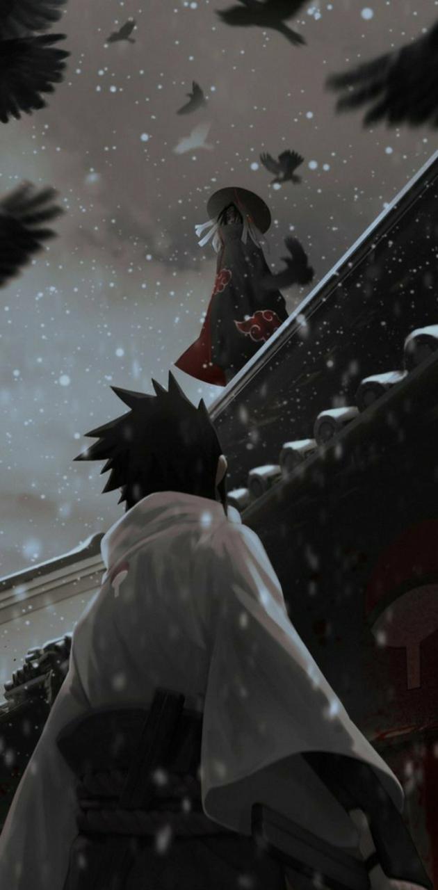 Irachi y Sasuke