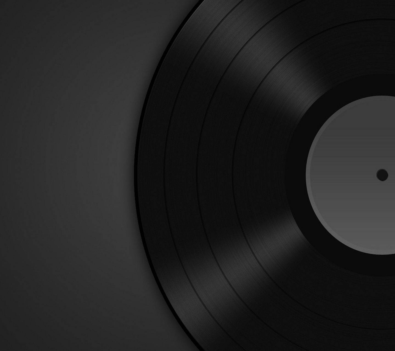 gramophone record