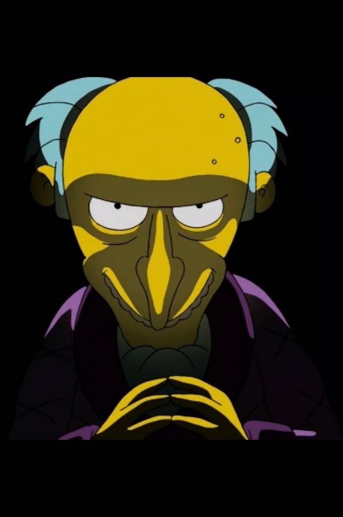 Mr Burns No Txt Wallpaper by xtr3meee - be - Free on ZEDGE™