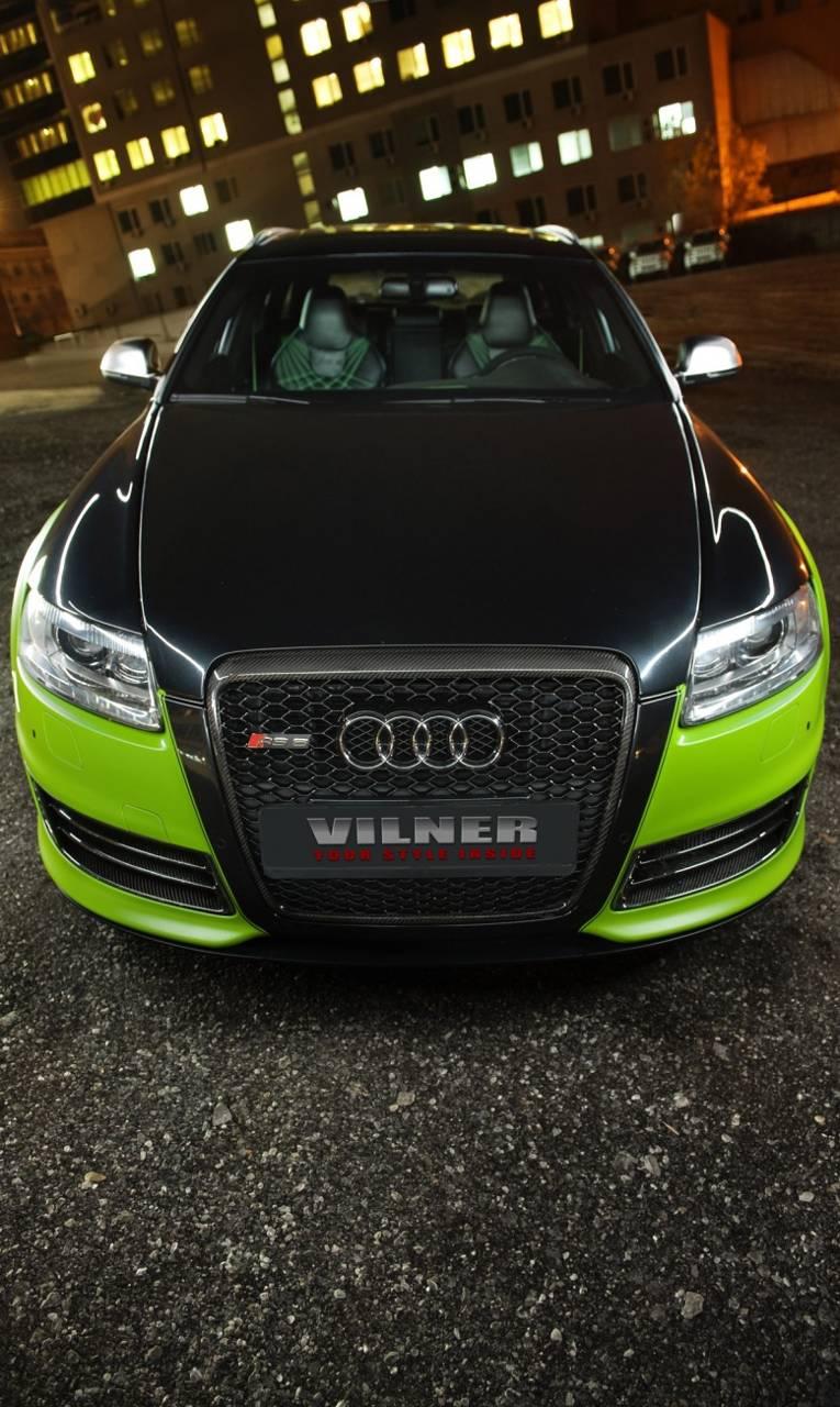 Modifed Audi Rs6