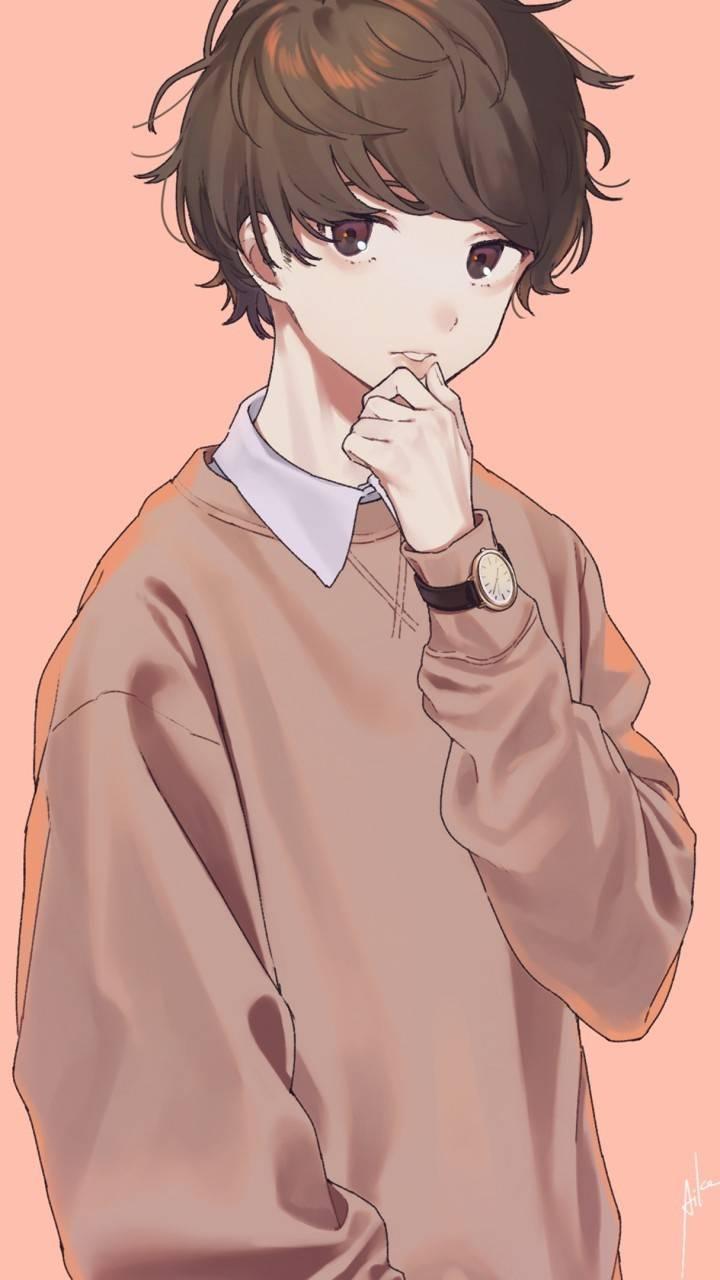 Cute Anime Boy Wallpaper By John Thebeast159 25 Free On Zedge