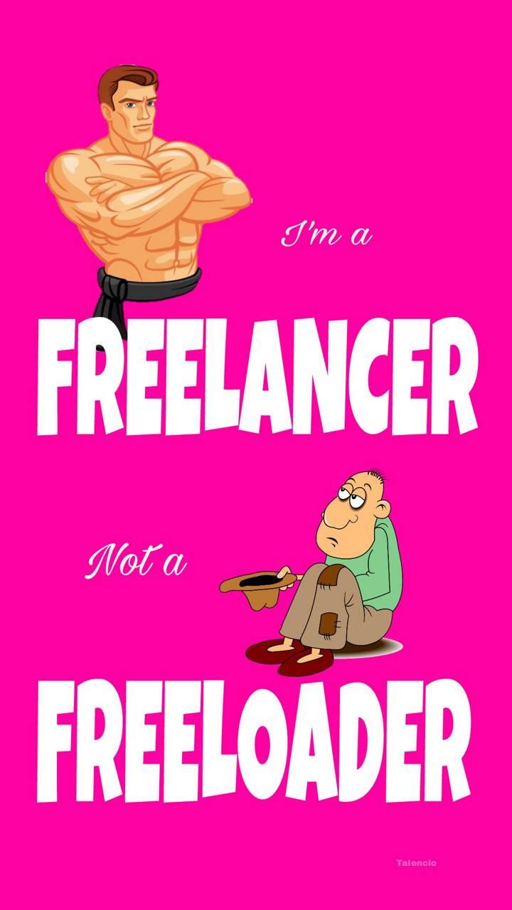 Hard work Freelancer
