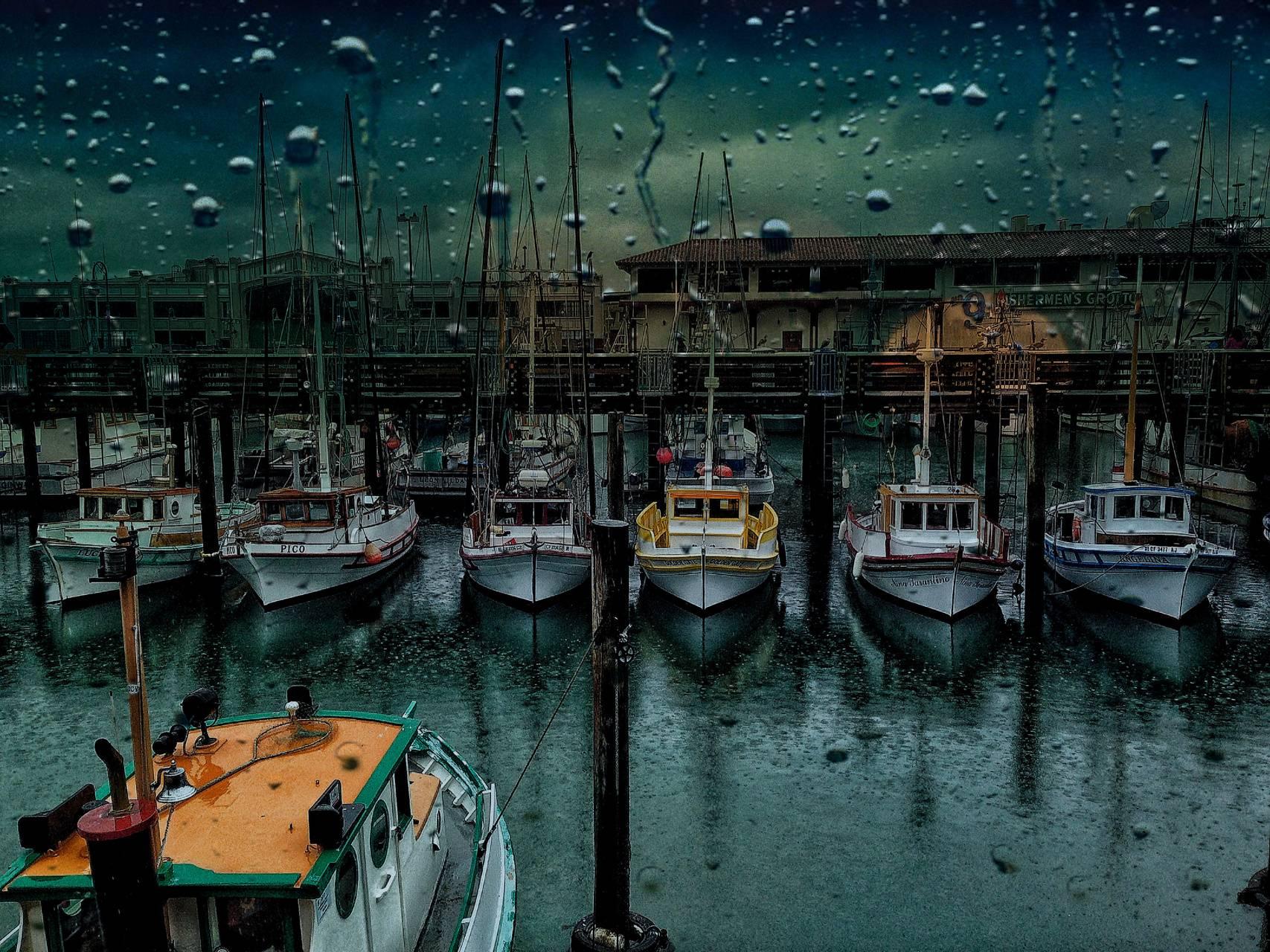 Rain Boat
