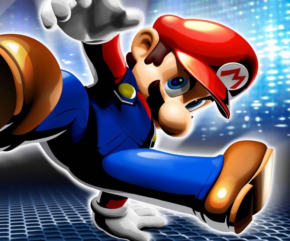 Dancin Mario