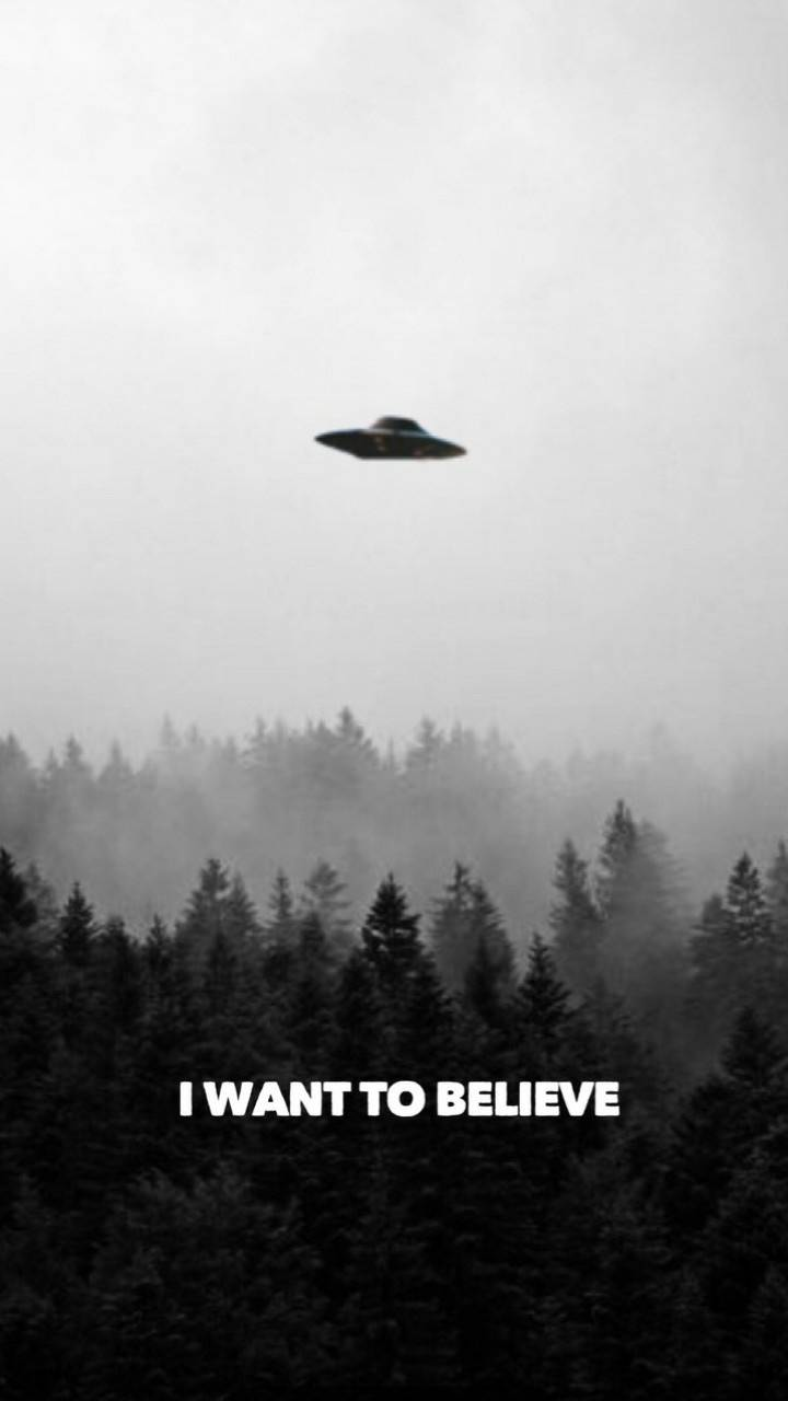 I Want To Believe Wallpaper By Gid5th E4 Free On Zedge