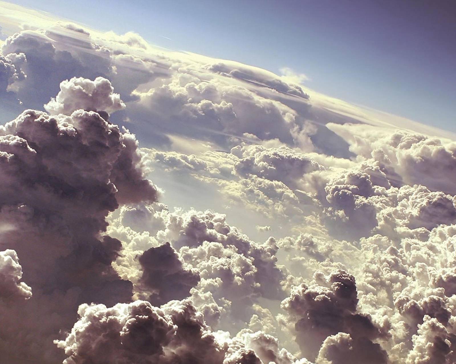 Space Clouds Hd